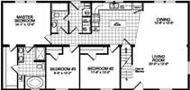 Floorplan only